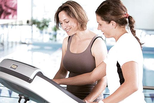 Fitness und Gesundheit im Elixia Vatalclub