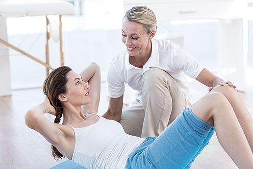 Rückentherapie und Gelenktherapie Hamburg