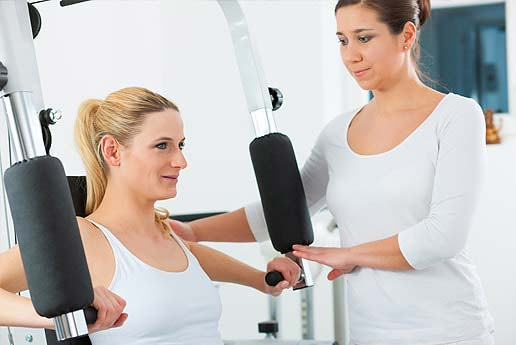 Gezieltes Rückentraining gegen Rückenschmerzen - Elixia Hamburg