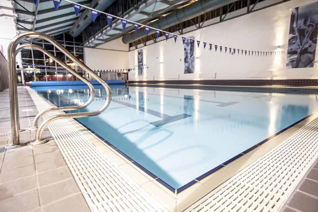 Sportpool als Schwimmbad in Hamburg