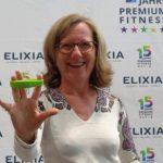 Feedback von Susanne zum Elixia in Hamburg