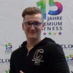 Fitnessstudiobewertung von Florian