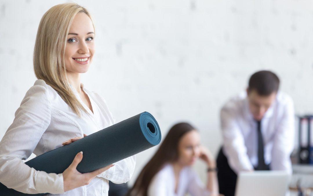 Betriebliches Gesundheitsmanagement: Gesunde Mitarbeiter für ein gesundes Unternehmen.