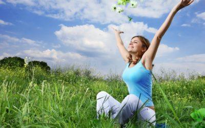 Yogaspecial FORREST YOGA | So., 19.11. mit Katharina