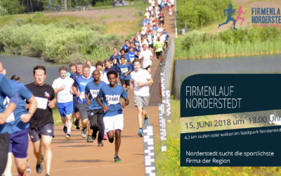 Firmenlauf Norderstedt powered by ELIXIA