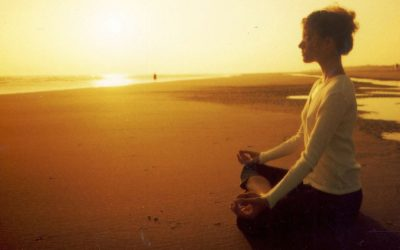 Strand-Yoga im Arriba Strandbad – ab 9. Mai jeden Donnerstag um 8 Uhr
