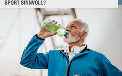 Was bewirken Isotonische Getränke beim Sport?