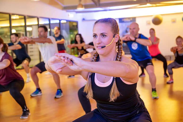 Kurse im Fitnessstudio für Hamburg und Norderstedt
