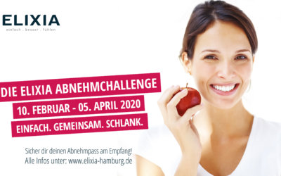 DIE ELIXIA ABNEHMCHALLENGE vom 10.02.-05.04.2020