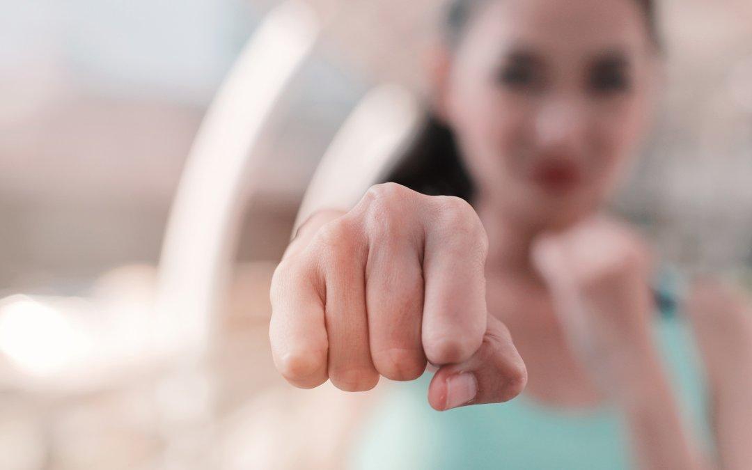 WORKSHOP Frauenselbstverteidigung 21.03.2020 12-16 Uhr