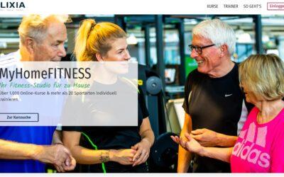 ELIXIAtogo – MyHomeFitness – jetzt einfach zu Hause trainieren