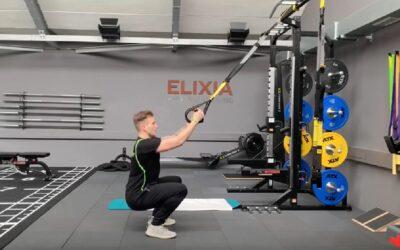 TRX Workout Level 1
