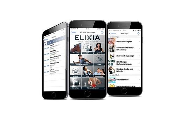 Alle Informationen zur Schließung des ELIXIA für Mitglieder