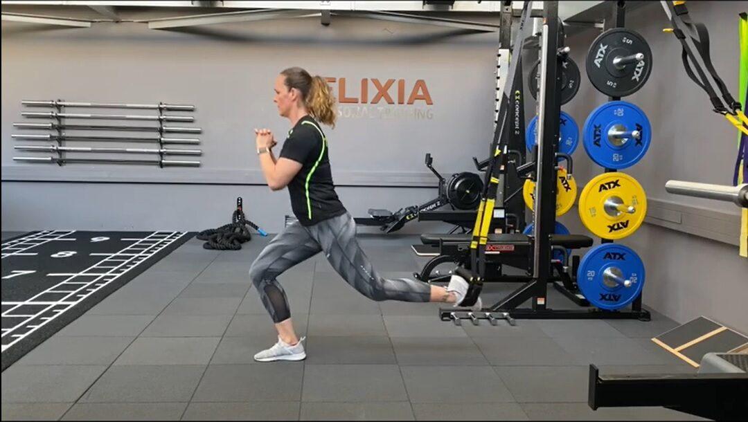 Gemeinsam aktiv trotz Corona – TRX Workout Level 3
