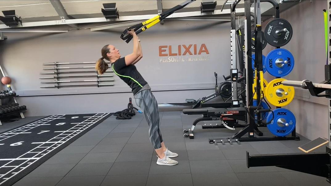 Gemeinsam aktiv trotz Corona – TRX Workout Level 2
