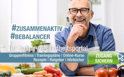 Das ELIXIA Gesundheitsonline-Portal mit Rezepten, Ratgeber, Hörbücher und Online-Kursen