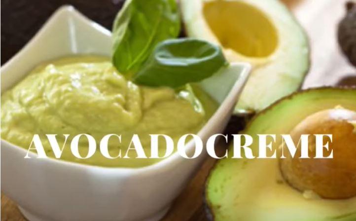 Kochvideo Avocadocreme