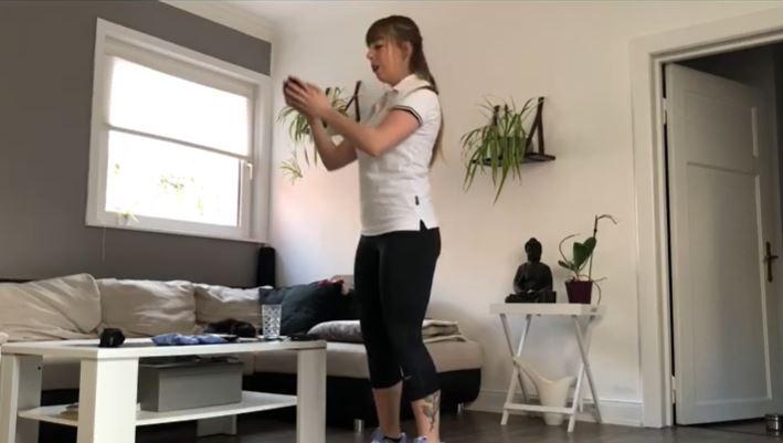 Schnelles Training für Zuhause