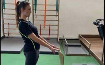 five Rücken- & Gelenk-Übungen für zu Hause