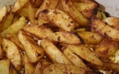 Kochvideo gesunde Pommes