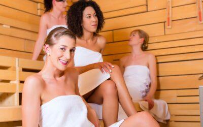 Wiedereröffnung des Saunabereiches