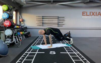 Zusammen aktiv trotz Corona – kurzes und effektives Bauchworkout mit Andreas ohne Equipment