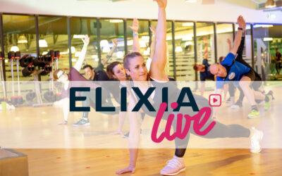 Wichtiger Hinweis zu den LIVE Kursen, ELIXIA@home und ELIXIA to go