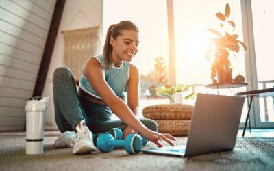 Trainiere wann und wo du möchtest – Die ELIXIA Online-Mitgliedschaft
