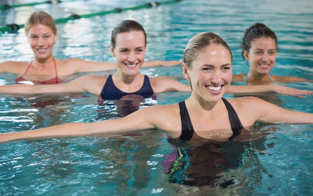 Neue Termine für Aqua Fitness als Präventionskurs – von der Krankenkasse bezuschusst